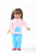 new fashion Handmade sport clothes  for 18inch American girl doll party b132