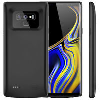 For Samsung Galaxy Note 9 S9 Plus/S9 Charger Phone Case Cover Power Bank Battery