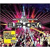 Euphoria Hard Dance Awards 2010 (3 X CD)