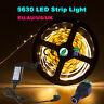 5/10/15M 5630 Lumière de Bande de LED Ruban Kit étanche/Non- Avec 12V Adaptateur
