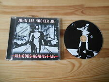 CD blues John Lee Hooker JR. - ALL odds Against Me (12) canzone jazz casa Rec