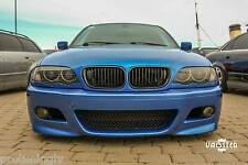 Front BUMPER M3 BMW e46 97-05 3 series M look sport abs 2D 4D coupe cabrio limo