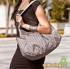 okiedog Khanda Mondo Nappy / Diaper Bag Taupe 33012