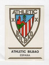 figurina PANINI FOOTBALL CLUBS NUMERO 100 ATHLETIC BILBAO