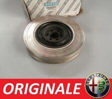 PULEGGIA ALBERO MOTORE ORIGINALE ALFA ROMEO 156 159 166 BRERA SPIDER 2.4 JTD