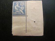 FRANCE 1902 SC #136 RIGHTS OF MAN MNH OG $200 CORNER MARGIN
