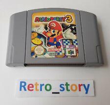 Nintendo 64 N64 - Mario Party 3 - PAL