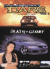 Outlaw Street Cars Vol 1: Death and Glory (DVD, 2004) With FREE SHIPPING
