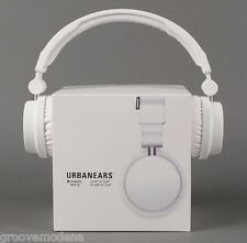 URBANEARS ZINKEN White Bianco Cuffie PROFESSIONALI per Dj Studio iPod iPhone NEW