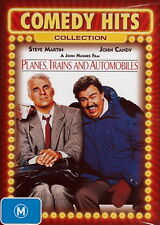 Planes Trains And Automobiles - Comedy / Adventure - NEW DVD