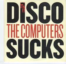 (EA585) The Computers, Disco Sucks - 2012 DJ CD