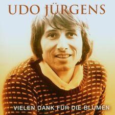 UDO JÜRGENS 'VIELEN DANK FÜR DIE BLUMEN' CD NEW!!