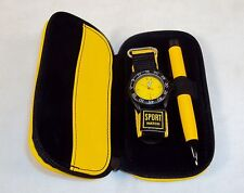 Sports Watch & Matching Pen Gift Set In Zippered Storage Pouch NEW