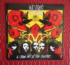 2 x CDs - Incubus, A Crow Left Of The Murder & Nice To Know You - Australian