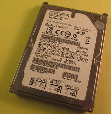 "Hitachi HEJ421010G9AT00 100GB IDE, 2,5"", Festplatte"