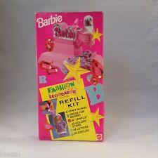 Mattel Barbie Fashion Decorator System Refill Kit 1993