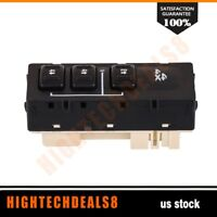 New Master Four Wheel Drive Switch 3 Button NP1 for GMC Sierra 1500 2500 2500 HD