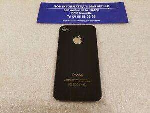 Vitre Arrière A1387 Originale Apple iPhone 4S Cache Batterie