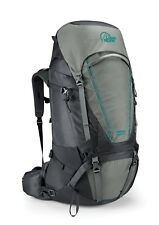 Lowe Alpine Diran Nd60:70 Backpacking And Travel Backpack Greystone - Iron Grey
