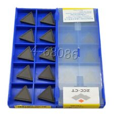 NEW Free Shipping 5pc WBGT060102L-F PT3000 CNC Carbide insert for steel SWUBR06