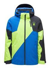 Spyder Boys Ambush Jacket Kinder Jungen Skijacke Winterjacke Jacke