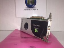 NVIDIA/ HP  Quadro  FX 3700 512MB GDDR3 PCI-e Video Card 462600-001 462790-001