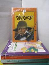 TOM SAWYER DETECTIVE Graded Spanish Literature Libros En Espanol