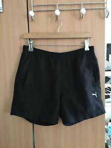 Puma Shorts Black Medium