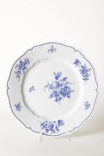 HAVILAND LIMOGES SERVICE ASSIETTE avec bleu petites fleurs Ø 24,5 (87736)