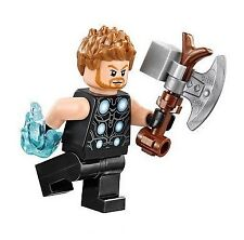 LEGO 76102 Marvel Super Heroes THOR Minifigure NEW + Laser