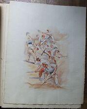 Französische antiquarische Bücher mit Kunst- & Kultur-Genre von 1900-1949