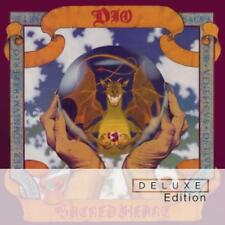 DIO 2CD SACRED HEART DELUXE EDITION NEU !!!