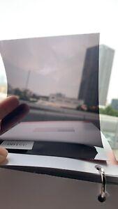 UV 100% Solar Rejection Nano Ceramic Film VLT35% Car Home Glass Window Tint Skin