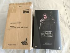 HOT TOYS MMS405 STAR WARS ROGUE ONE JYN ERSO FELICITY JONES DELUXE VERSION