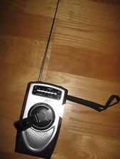 Innovage Outdoor AM/FM/Weather Radio/Crank Rechargeable/Dry Cell Battery Works