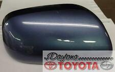 OEM TOYOTA PRIUS OUTER RH PASS MIRROR COVER BLUE 87915-68010-J3 FITS 2004-09