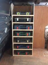 Renault Trafic Toolbox Storage Accessories Van Racking Ply Shelving