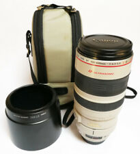 Canon EF 100-400 mm f/4.5-5.6 L IS USM Lens, in very good condition