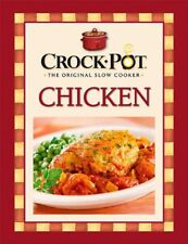 Crock-Pot Chicken Recipes (6 X 9 Cookbooks)