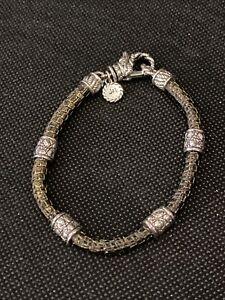 john hardy bracelet jai sterling leather
