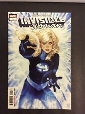 Invisible Woman #1-4 Marvel Comics  2019 Waid