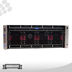HP ProLiant DL580 Gen8 G8 Server 2x 15 Core E7-4870v2 2.3GHz 64GB RAM NO HDD
