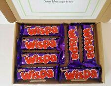 Wispa Gift Box Present Christmas Chocolate Wispa Cadbury Hamper Xmas