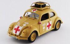 Volkswagen Beetle Ambulance Africa Korps 1941 Yellow Rio 1:43 RIO4525