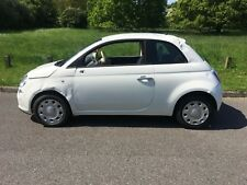FIAT 500 pop UNRECORDED DAMAGED REPAIRABLE HPi CLEAR SALVAGE 30000 miles px swap