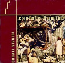 Corale Vivaldi - Cantate Domino ( CD - Album )