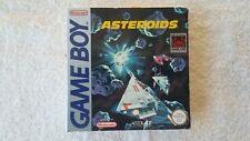 NINTENDO GAME BOY - ASTEROIDS (BOXED)