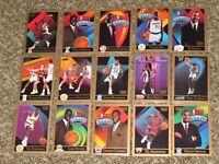 15 Card 1990 Skybox Rookie Lot Tim Hardaway Gary Payton Marciulionis RC 1990-91