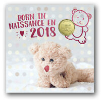 2018 Canada Baby Gift Set of Coins