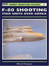 F-80 Shooting Star Units over Korea (Osprey Frontline Colour 5)